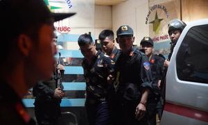Nhóm giang hồ đòi nợ trong bệnh viện bị bắt