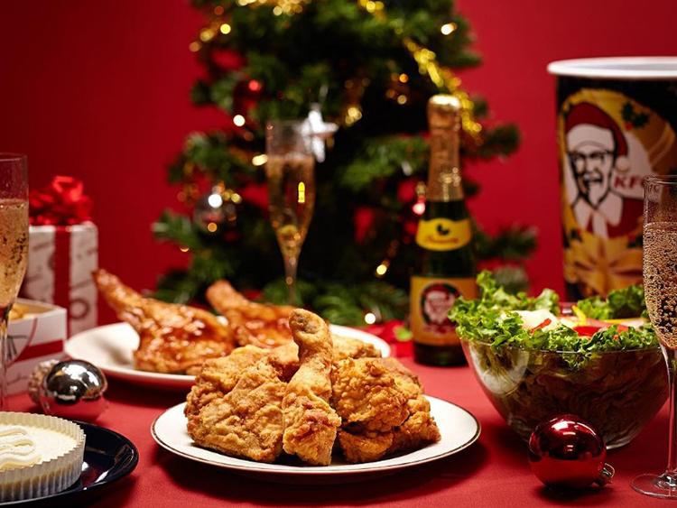Vì sao người Nhật ăn gà rán KFC vào Giáng sinh? - VnExpress