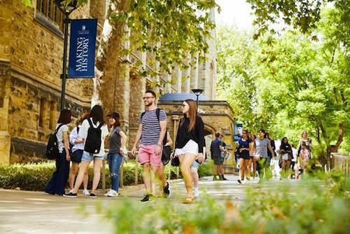 Adelaide xếp hạng nhất tại Nam Australia về khả năng có việc làm của sinh viên sau khi tốt nghiệp (QS Ranking 2020);