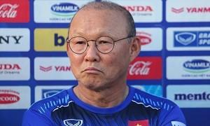 Ông Park nói về các đối thủ tại U23 Châu Á