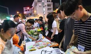 Học sinh Hàn Quốc gây quỹ từ thiện cho trẻ khuyết tật