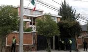 Mexico tính kiện Bolivia