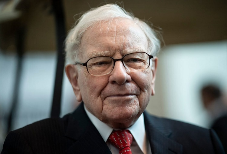 Tỷ phú Waren Buffett. Ảnh: CNBC
