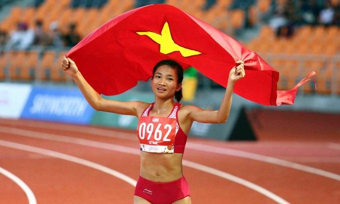 Nguyễn Thị Oanh là VĐV tiêu biểu của Việt Nam 2019 Sea Games 2019 - VnExpress