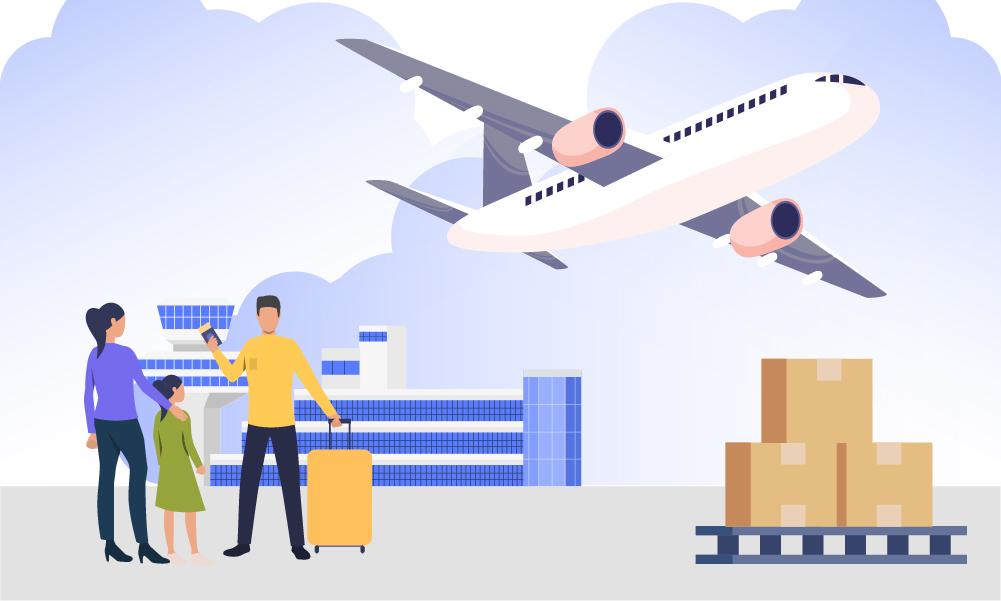 Sản lượng vận chuyển ngành hàng không Việt Nam