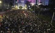 Hơn 6.000 cảnh sát Hong Kong đối phó biểu tình năm mới