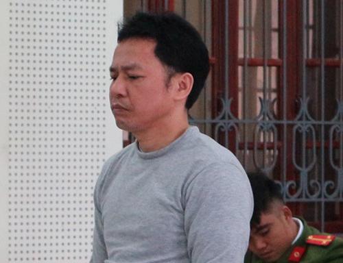 Bị cáo Kế tại phiên tòa ngày 31/12.