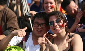 Việt Nam đạt kỷ lục khách quốc tế