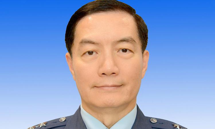 Tướng Shen Yi-ming khi nhậm chức chỉ huy lực lượng vũ trang Đài Loan. Ảnh: Wikipedia.