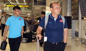 U23 Việt Nam đến Thái Lan