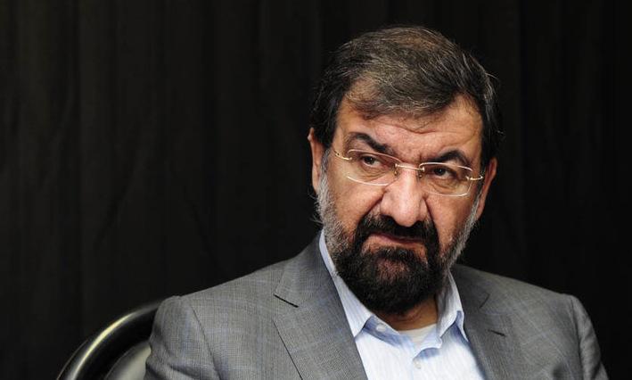 Thư ký Rezaei trong một cuộc phỏng vấn tại Tehran hồi năm 2016. Ảnh: Tehran Times.