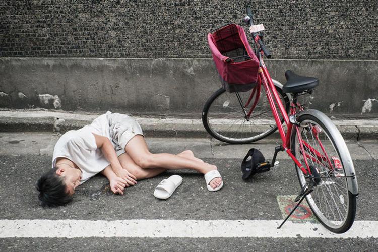 Tại Nhật, mức phạt với hành vi say rượu đạp xe ngang bằng với ô tô. Ảnh: Lee Chapman.