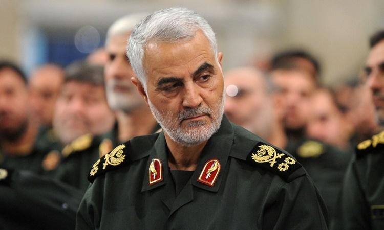Thiếu tướng Iran Qasem Soleimani. Ảnh: Anadolu Agency.