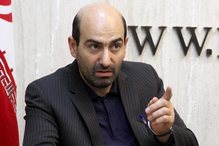 Nghị sĩ Abutorabi trả lời phỏng vấn hãng tin RASA của Iran hồi tháng 8/2018. Ảnh: RASA.