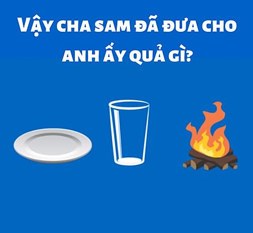 Quả gì vừa là thức ăn, đồ uống và cũng là mồi lửa? - 6