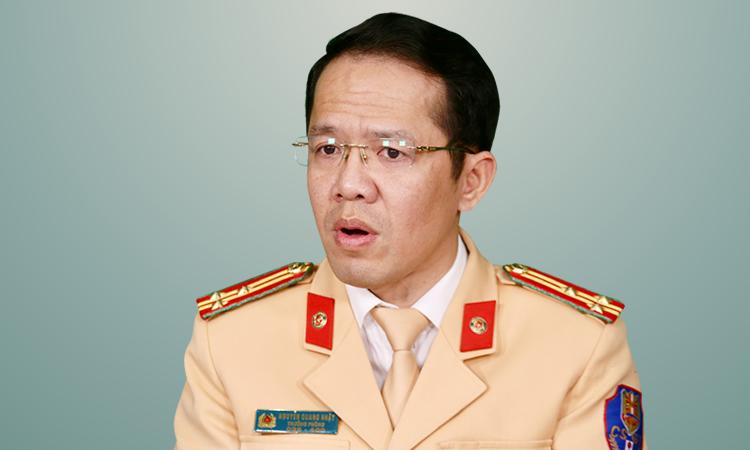 Thượng tá Nguyễn Quang Nhật.