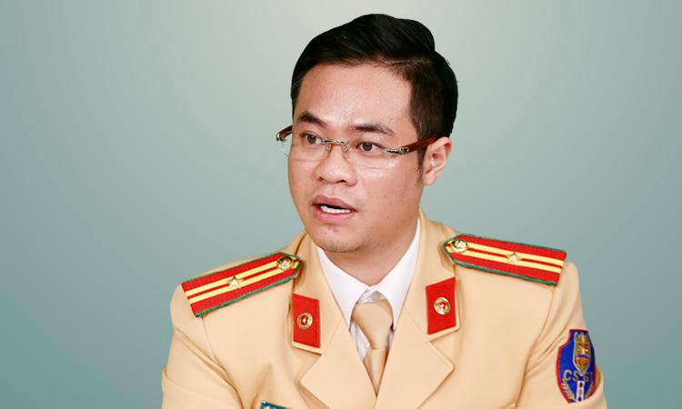Thiếu tá Đào Việt Long,