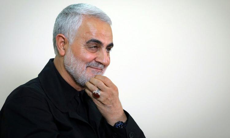 Qassem Soleimani trong cuộc phỏng vấn tại thủ đô Tehran, Iran hồi tháng 10/2019. Ảnh: AFP.