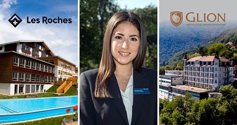 Glion vàLes Roches đều nằm trong top các trường đào tạo ngành Quản trị Khách sạn vàTổ chức Sự kiện tốt nhất trên thế giới.