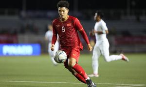 Hà Đức Chinh được kỳ vọng tỏa sáng ở U23 châu Á