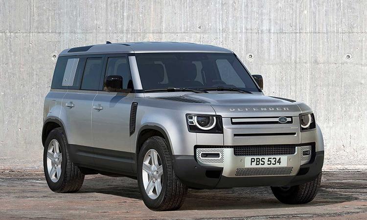 Land Rover Defender 2020 giá từ 3,7 tỷ tại Việt Nam.