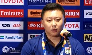 HLV Triều Tiên: 'Đội bóng sẽ qua vòng bảng'