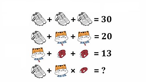 Bài toán tiểu học khiến nhiều người trả lời sai, còn bạn?