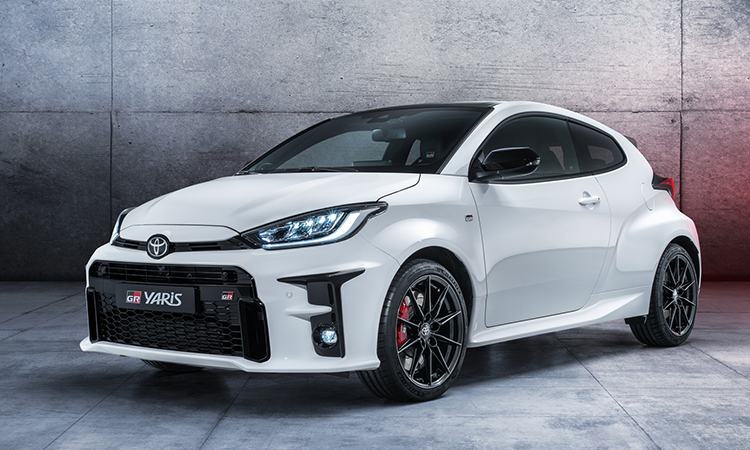 Toyota GR Yaris phiên bản đua.