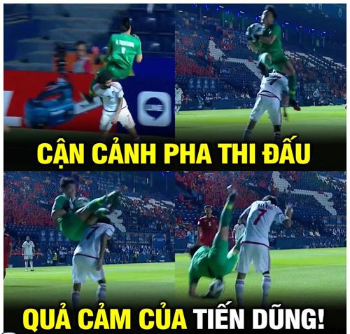 Đó chính là tinh thần Việt Nam.