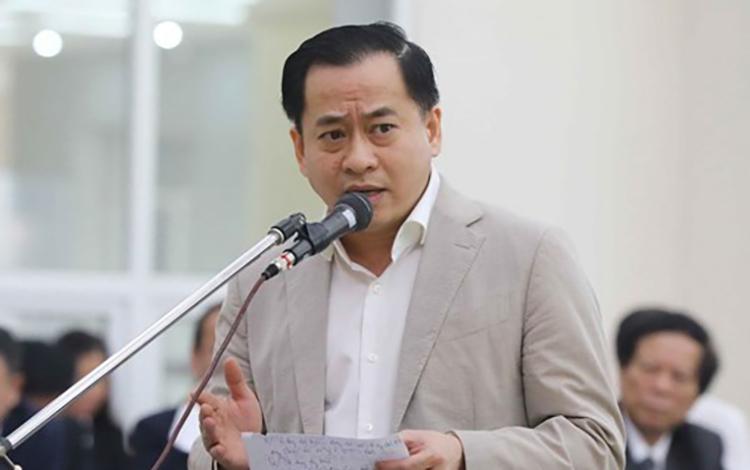 Bị cáo Phan Văn Anh Vũ. Ảnh: TTXVN.