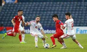 Quang Hải: Việt Nam phải quen dần thế trận như đá UAE