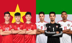 Lịch sử chống lại Việt Nam trước trận đấu UAE Sea Games 2019 - VnExpress
