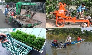 Những sáng chế độc đáo của nông dân