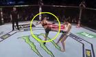 Nữ võ sĩ MMA nhận quả báo vì đánh lén đối thủ
