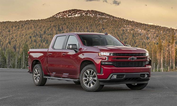 Ôtô bán nhiều nhất Mỹ 2019 - 7