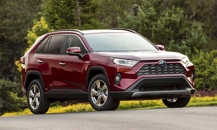 Ôtô bán nhiều nhất Mỹ 2019 - 6