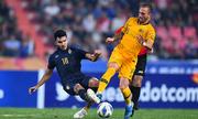 Cầu thủ Thái Lan: 'Chúng tôi phạm sai lầm trước Australia'