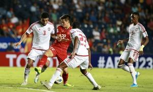 Ông Phan Anh Tú: 'Việt Nam có thể đá một tiền đạo' Sea Games 2019 - VnExpress