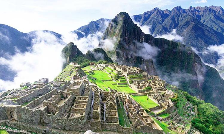 Thành phố Machu Picchu được xây dựng bởi người Inca. Ảnh: Asia Times.