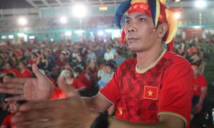 Hàng thủ U23 Việt Nam chịu sức ép của Jordan