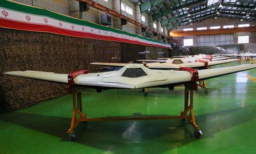 Các nguyên mẫu UAV tàng hình của Iran. Ảnh: IBIS News.
