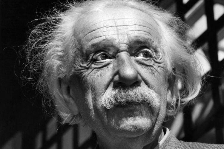 Thiên tài vật lý người Do Thái Albert Einstein. Ảnh: AP.