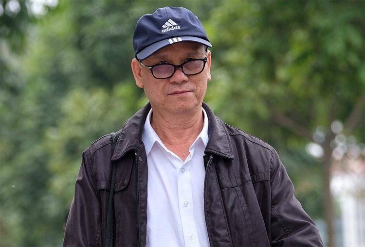 Cựu chủ tịch Đà Nẵng Trần Văn Minh. Ảnh: Giang Huy.