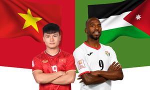 Tương quan trước trận Việt Nam - Jordan Sea Games 2019 - VnExpress