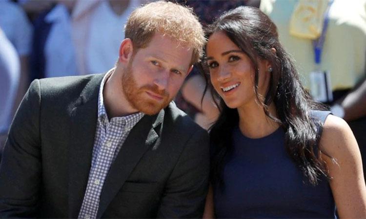 Vợ chồng hoàng tử Harry trong một sự kiện ở Sydney, Australia tháng 10/2018. Ảnh:Reuters.