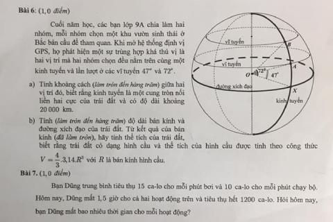 Cô giáo 9x chuyên trị các bài toán thực tế - 1