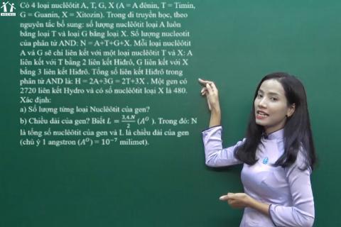 Cô giáo 9x chuyên trị các bài toán thực tế - 2