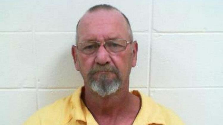 Jeff Beasley bị bắt giữ về tội Giết người. Ảnh: Ozerk Police Department.