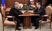 Thủ tướng Nga từ chức