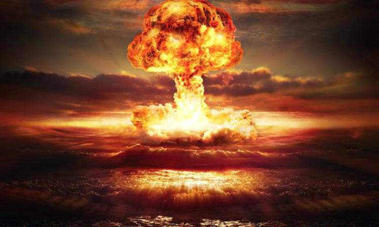 Biển đang nhận nhiệt lượng khổng lồ, tương đương 5 quả bom nguyên tử nổ mỗi giây. Ảnh: Energy Central.